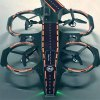 WLtoys Q202 Carrier Aeroamphibious 6 Axis Gyro 2.4G 4CH RC Quadcopter with 3-mode Flight photo