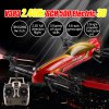 cheap WLtoys V383 500 Electric 3D Inverted Flight 6 Axis Gyro 2.4GHz 6CH RC Quadcopter Stunt UFO