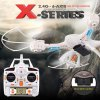 cheap MJX X400 2.4G Remote Control Quadcopter 6 Axis Gyro 3D Roll Stumbling UFO