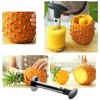 Practical Stainless Steel Fruit Pineapple Slicer Peeler Creative Kitchen Tool deal
