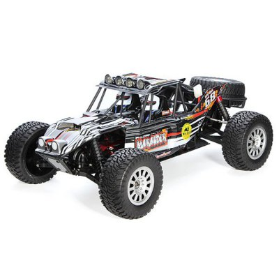 FS 1/10 2.4GH 4WD Brushless RC Truck with Roll Cage - Desert Buggy Style