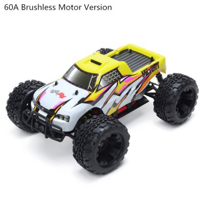 FS Racing 1/10 2.4GH 4WD RC Electrical Brushless Truck