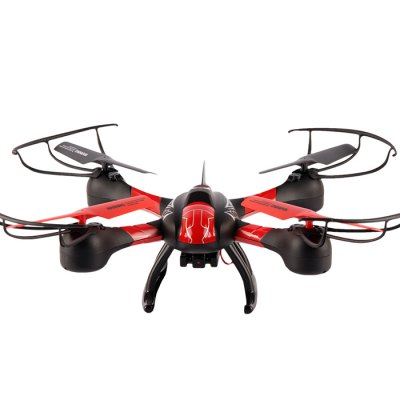 Гаджет   SKY HAWKEYE 1315W WIFI FPV Real Time Transmission Headless Mode RC Quadcopter 2.4G 4 Channel Drone with HD Camera RC Quadcopters