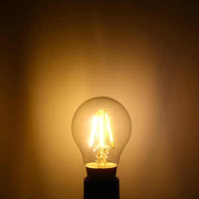 YouOKLight 4W E27 COB LED Retro Edison Filament Light