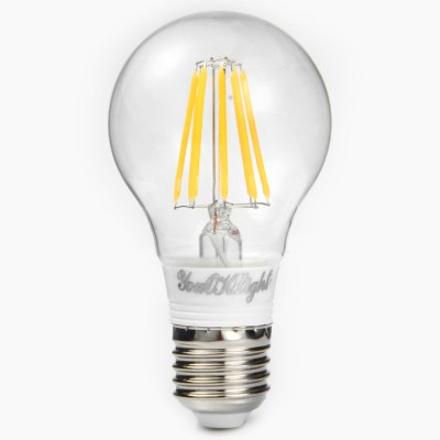 YouOKLight E27 8W 750Lm 8 LED Edison Filament LED Ball Bulb Retro Light Lamp ( AC 220 - 240V )