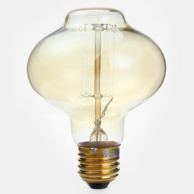 YouOKLight 400Lm E27 40W Edison Style Big Globe Tungsten Filament Light Nostalgic Incandescent Lamp ( AC 220V )