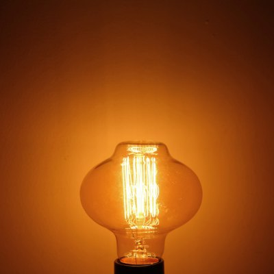 YouOKLight E27 40W 400LM 3000K Tungsten Filament Light