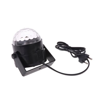 Гаджет   SHARP EAGLE LT - T 3 x 1W LED RGB Projector Magic Ball Stage Light with Remote Cotrol ( US Plug, 100 - 240V ) Stage Lighting