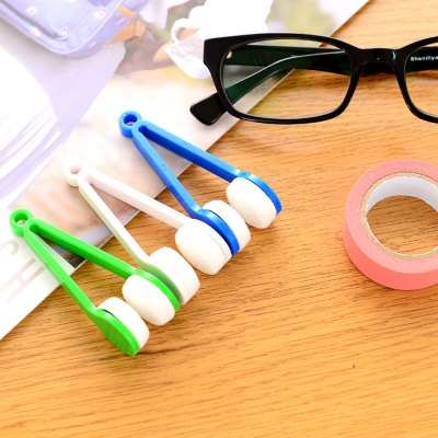 1-piece-mini-portable-sun-glasses-eyeglass-microfiber-cleaning-brush-cleaner-color-at-random