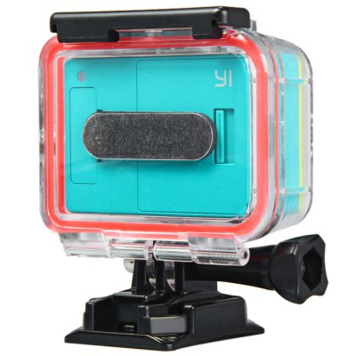 Гаджет   60M Diving External Backup Waterproof Cover Case Housing for Xiaomi Xiaoyi Yi Action Sports Camera Action Cameras & Sport DV Accessories