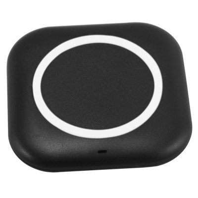 Гаджет   Q9 High Quality Square Qi Wireless Charger Transmitter with Micro USB Port iPhone Power Bank