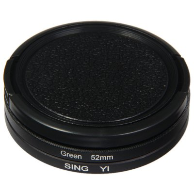 52mm Filter Lens + Lens Cover Set for Xiaomi Yi Action Sports CameraAction Cameras &amp; Sport DV Accessories<br>52mm Filter Lens + Lens Cover Set for Xiaomi Yi Action Sports Camera<br><br>Apply to Brand : Xiaomi<br>Compatible with : Action Camera<br>Accessory Type: Filters, Camera Lens Cover<br>For Activity: Universal<br>Product Weight : 0.024 kg<br>Package Weight : 0.05 kg<br>Product Size (L x W x H): 5.2 x 5.2 x 1.5 cm / 2.04 x 2.04 x 0.59 inches<br>Package Size (L x W x H): 10 x 11 x 3 cm / 3.93 x 4.32 x 1.18 inches<br>Package Contents: 1 x 52mm Filter Lens + Lens Cover