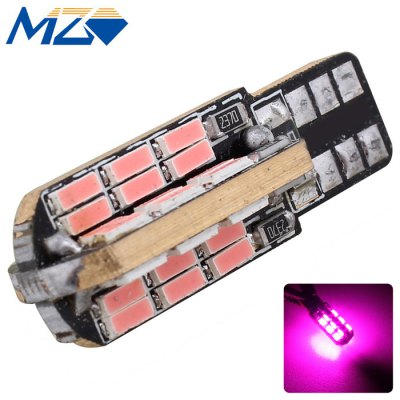 MZ T10 9.6W 1440 Lumens 48 SMD 4014 LEDs Car Canbus Width Light