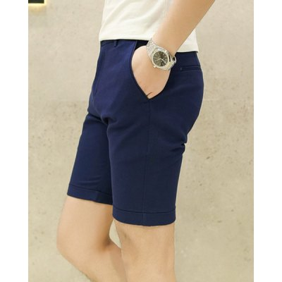 Гаджет   Slimming Fashion Candy Color Pocket Design Narrow Feet Men