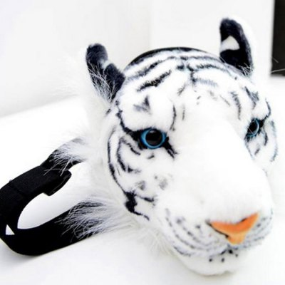 Tiger Head Style Wasit Bag