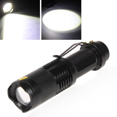 Cree XML T6 LED Focus Torch