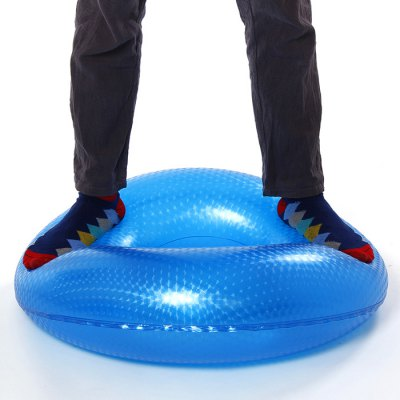 Unisex Adults / Children Thicken Swimming Ring Aerated Floating Lifebuoy