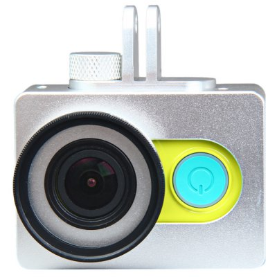 Practical Metal Material Camera Protective Frame with UV 37mm Filter Lens Kit for Xiaomi Yi Sports CameraAction Cameras &amp; Sport DV Accessories<br>Practical Metal Material Camera Protective Frame with UV 37mm Filter Lens Kit for Xiaomi Yi Sports Camera<br><br>Apply to Brand : Xiaomi<br>Compatible with : Action Camera<br>Accessory Type: Protective Cases/Housing<br>Material: Metal<br>For Activity: Motocycle, Bike, General Sports, Skate<br>Product Weight : 0.051 kg<br>Package Weight : 0.110 kg<br>Product Size (L x W x H): 6.6 x 4.7 x 4 cm / 2.59 x 1.85 x 1.57 inches<br>Package Size (L x W x H): 11 x 12 x 5.5 cm / 4.32 x 4.72 x 2.16 inches<br>Package Contents: 1 x Frame, 1 x Fixing Screw, 1 x Adaptor Base