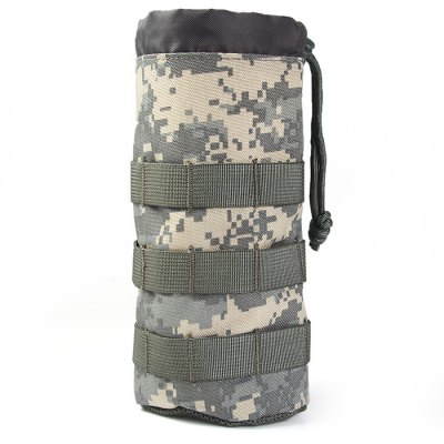 Nylon Water Bottle Bag