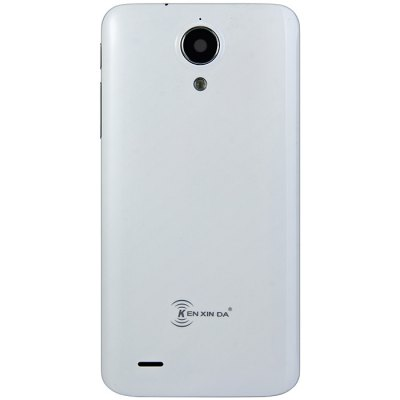 ФОТО Ken Xin Da A6 5.0 inch MTK6582 Android 4.4 3G Smartphone