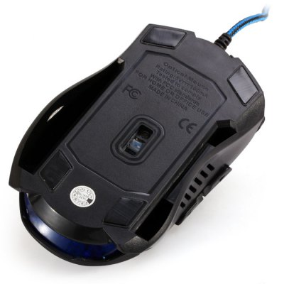 Фотография FC5215 Wired Gaming Mouse USB Accurate with Auto Sleep Function for PC Laptop