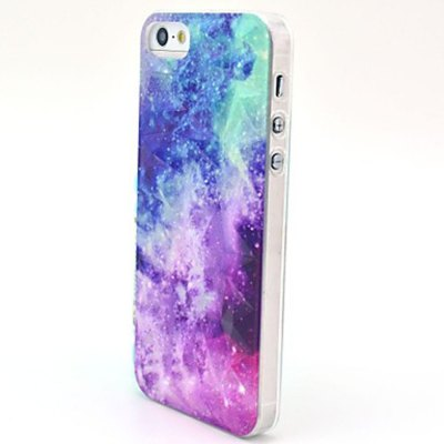 Гаджет   Kinston Back Cover Case with The Milky Way Pattern for iPhone 5 5S iPhone Cases/Covers