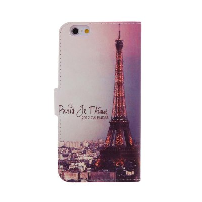 ФОТО Kinston Iron Tower Pattern Cover Case for iPhone 6 4.7 inch