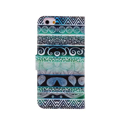 ФОТО Kinston Green Totems Pattern Cover Case for iPhone 6 4.7 inch