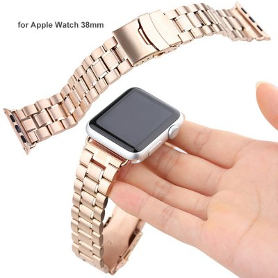 Stainless Steel Band Watch Strap for Apple Watch iWatch 38mm