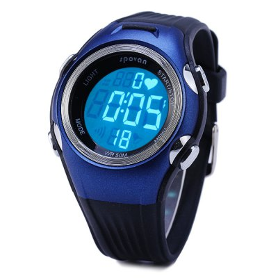 Гаджет   Spovan SPV906 Heart Rate LED Watch Sports Watches