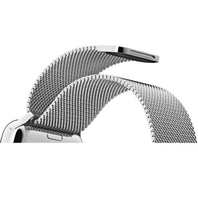 Гаджет   TOTU Stainless Steel Band Watch Strap for Apple Watch iWatch 38mm Watch Accessories