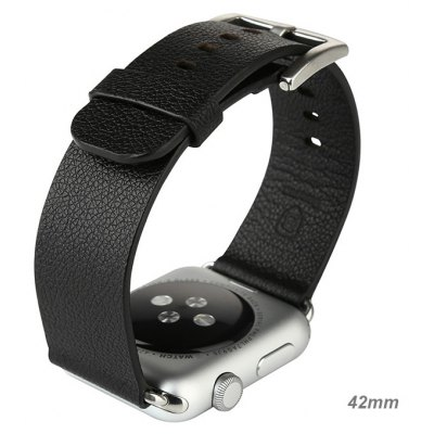 Baseus Genuine Leather Band Watch Strap for Apple Watch iWatch 42mm