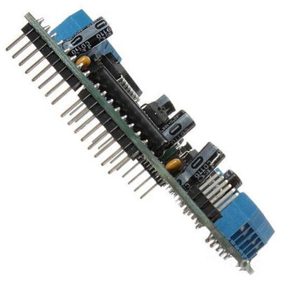 Arduino - L293D for a DC motor - Goodliffeorguk