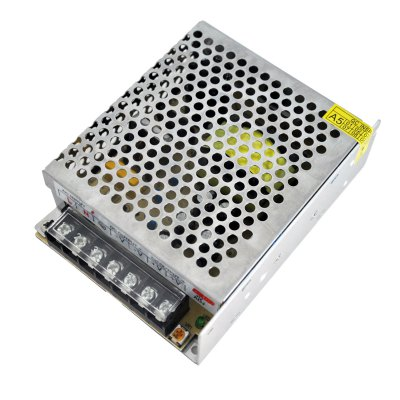 Voltage Transformer Switch Power AC 85 - 265V to DC 12V 10A 120W for LED StripLED Accessories<br>Voltage Transformer Switch Power AC 85 - 265V to DC 12V 10A 120W for LED Strip<br><br>Package Contents: 1 x AC 85 - 265V to DC 12V 10A 120W Transformer Switch Power<br>Package size (L x W x H): 13.9 x 10.5 x 4.5 cm / 5.46 x 4.13 x 1.77 inches<br>Package weight: 0.419 kg<br>Product size (L x W x H): 13 x 9.8 x 4 cm / 5.11 x 3.85 x 1.57 inches<br>Product weight: 0.345 kg