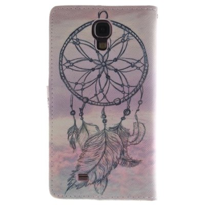 Фотография Dreamcatcher Pattern Cover Case with Stand Function for Samsung Galaxy S4 I9500