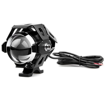 20W Motorcycle CREE U5 LED Headlight