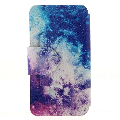 ФОТО Kinston Milky Way Pattern Cover Case with Stand for Sony Xperia Z3