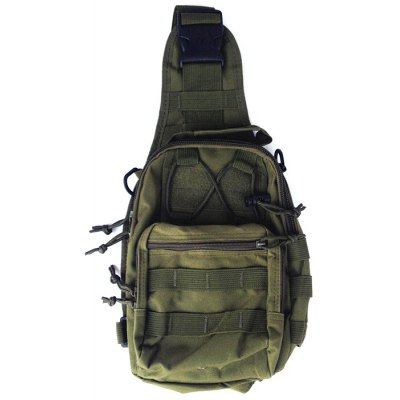 7.5L Capacity Single Shoulder Chest Bag