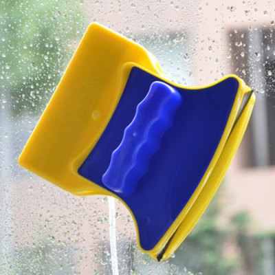 Magnetic Window Glass Cleaner Double-sided Glass Wiper