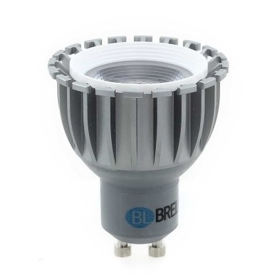 BRELONG GU10 5W 450LM COB LED Spot Light ( AC 85 - 265V )LED Light Bulbs<br>BRELONG GU10 5W 450LM COB LED Spot Light ( AC 85 - 265V )<br><br>Brand: BRELONG<br>Base Type: GU10<br>Type: Spot Bulbs<br>Output Power: 5W<br>Emitter Types: COB<br>Total Emitters: 1<br>Luminous Flux: 450LM<br>CCT/Wavelength: 3000-3500K,5500-6000K<br>Voltage (V): AC85-265<br>Features: Low Power Consumption,Energy Saving,Long Life Expectancy<br>Function: Home Lighting,Commercial Lighting,Studio and Exhibition Lighting<br>Available Light Color: White,Warm White<br>Sheathing Material: Aluminum<br>Product weight: 0.060 kg<br>Package weight: 0.120 kg<br>Product size (L x W x H): 5 x 5 x 6 cm / 1.97 x 1.97 x 2.36 inches<br>Package size (L x W x H): 6 x 6 x 7 cm / 2.36 x 2.36 x 2.75 inches<br>Package Contents: 1 x BRELONG LED Spot Light