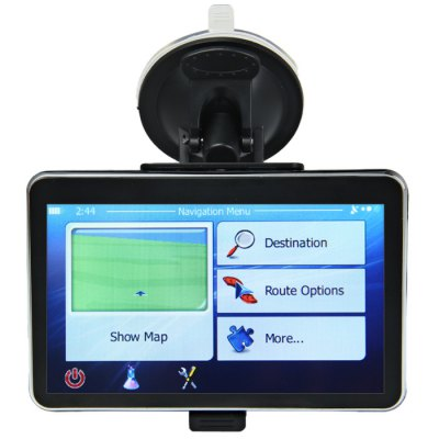 Гаджет   502 5 Inch GPS Vehicle Car Navigator Car GPS & Tracking