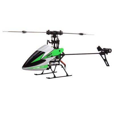 Гаджет   HISKY HCP100 2.4GHz 3 Axis Gyro Flybarless RC 6CH Helicopter BNF Version RC Helicopters