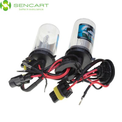 2 x SENCART H13 P26.4T 9008 55W 4500LM HID Xenon Car Head LightLED Light Bulbs<br>2 x SENCART H13 P26.4T 9008 55W 4500LM HID Xenon Car Head Light<br><br>Brand: Sencart<br>Type: Car Light<br>Car light type: Fog Light, Daytime Running Light, High / Low Beam Lamp, Headlamp<br>Connector: 9008 (H13)<br>Lumens: 4500LM<br>CCT/Wavelength: 6000K, 8000K, 4300K<br>Available Light Color: White, Natural White, Cold White<br>Wattage (W): 55<br>Voltage (V): DC 12<br>Features: IP65 Waterproof Standard, High Output, Easy to use<br>Sheathing Material: ABS, Glass<br>Product weight: 0.035 kg<br>Package weight: 0.095 kg<br>Product size (L x W x H): 7.1 x 4 x 4 cm / 2.79 x 1.57 x 1.57 inches<br>Package size (L x W x H): 8.1 x 5 x 5 cm / 3.18 x 1.97 x 1.97 inches<br>Package Contents: 2 x SENCART HID Lamp, 2 x Cable