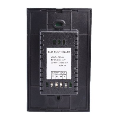 Гаджет   TM06U Glass Touch Panel Dimmer LED Accessories
