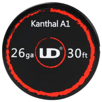 Фотография Original Youde Kanthal A1 Wire 10m 30 Feet E-cigarette Coils Wire