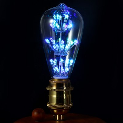 Гаджет   ST64 E27 Starry Edison Bulb LED Light Bulbs