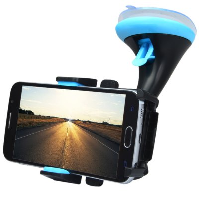 12HD68 Car Holder Cellphone Mount Auto Suction Cup Smartphone Support for iPhone 5 / 5S / 6 / 6S