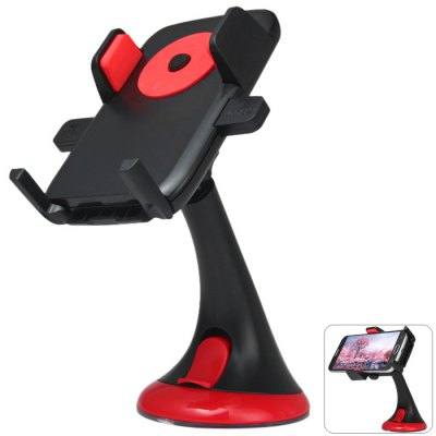 12HD68 Car Holder Cellphone Mount Auto Suction Cup Smartphone Support