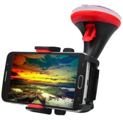 Гаджет   12HD68 Car Holder Cellphone Mount Auto Suction Cup Smartphone Support for iPhone 5 / 5S / 6 / 6S Car Decorations