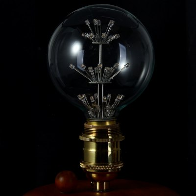G95 E27 3W 500Lm Starry Spherical LED Edison Globe